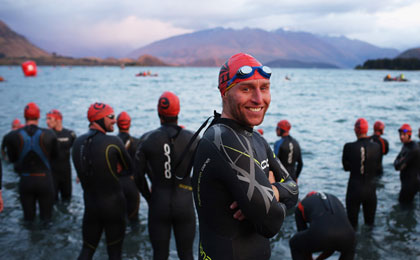 Final countdown to New Zealand's largest triathlon festival