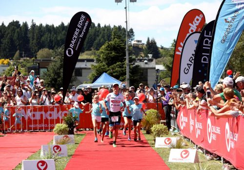 Dougal Allan of New Zealand wins the 2017 Challenge Wanaka