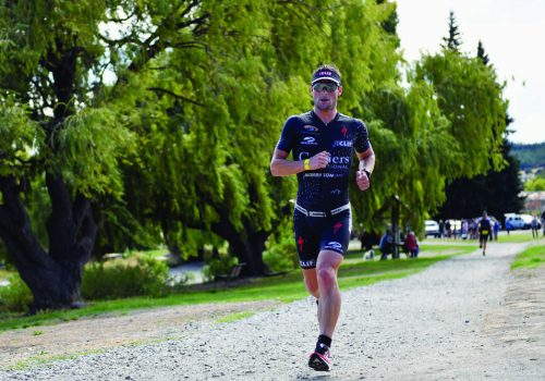 Dylan McNeice of New Zealand competes during 2018 Challenge Wanaka