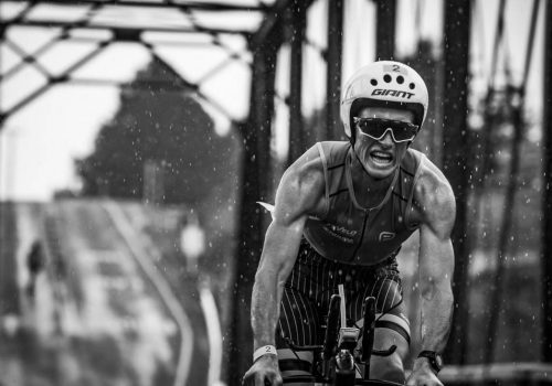 Luke Bell of Australia competes during 2018 Challenge Wanaka