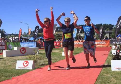 Team Finish - Corporate Trophy - Challenge Wanaka